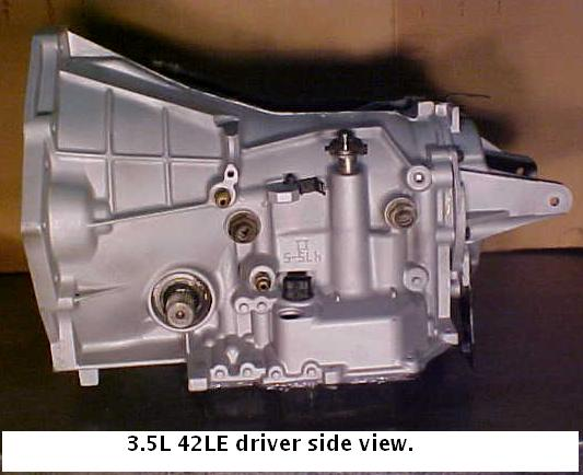 Chrysler 42le Transmission