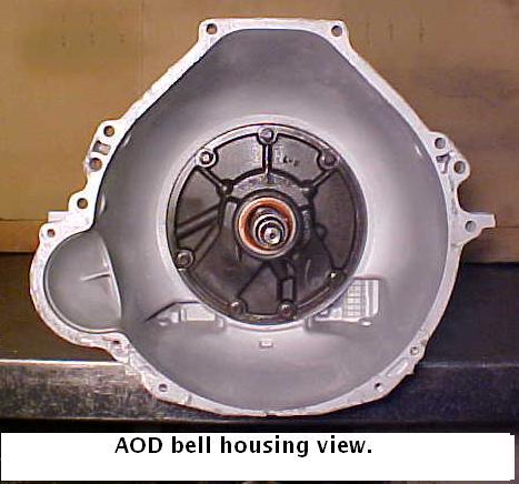 4R70W Transmission For Sale >> Forde AOD transmission