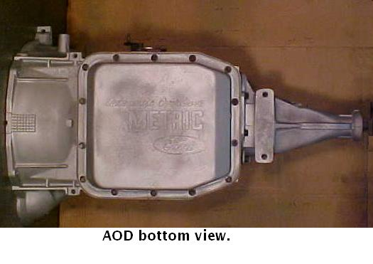 forde aod transmission. Cars Review. Best American Auto & Cars Review