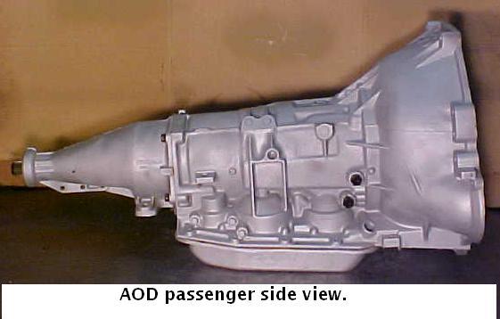 forde aod transmission