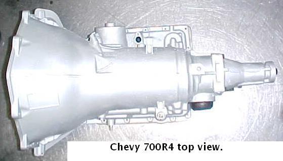Gm 700r4 Transmission