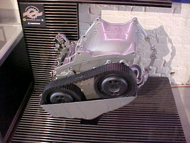 GM 425 THM transmission