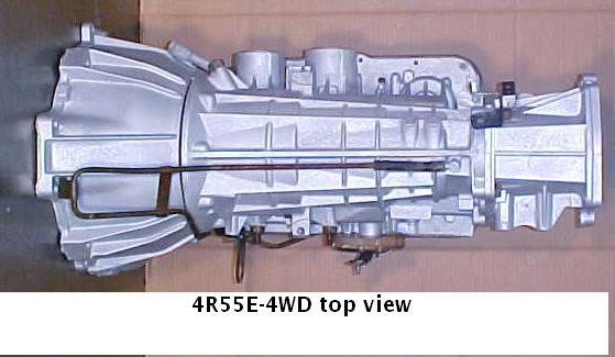 Ford 4R44E transmission