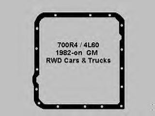 GM 4L60E transmission