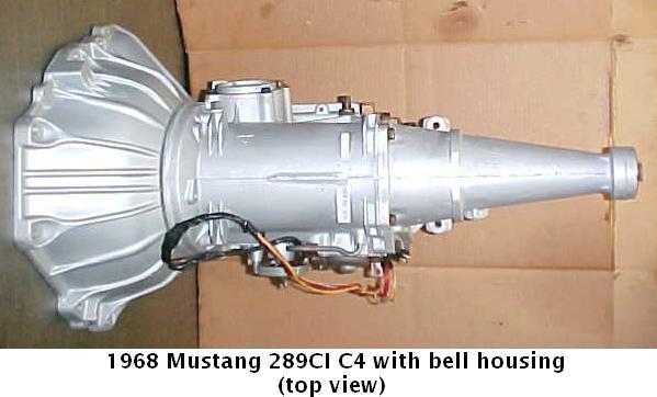 C 4 Transmission >> Ford C4 Transmission