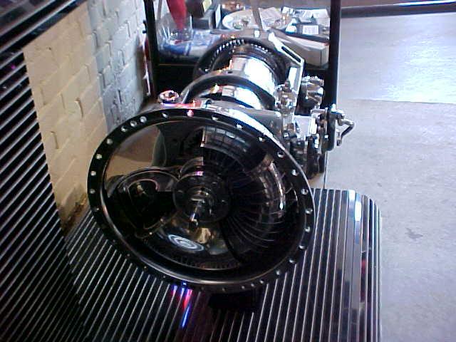 GM 1946-63 Hydramatic transmission