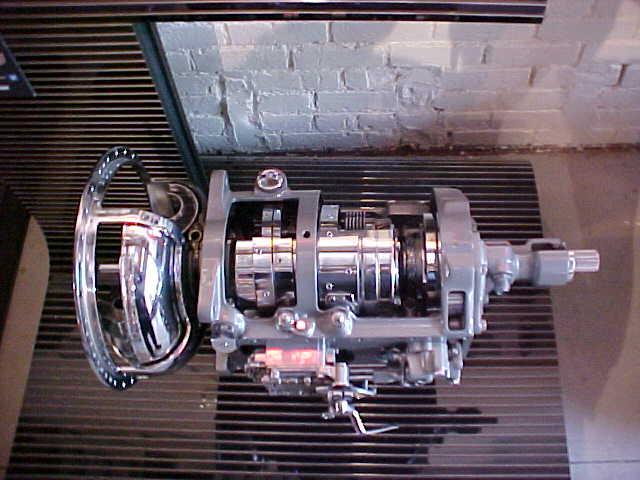hydra matic transmission